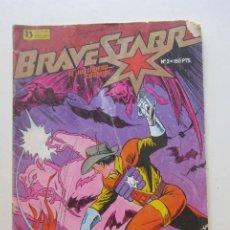 Cómics: BRAVE STARR Nº 2 - EL JUSTICIERO COSMICO - ZINCO 1987 CX63. Lote 213866963