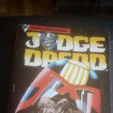 Cómics: RETAPADO JUDGE DREDD/JUEZ DREDD: NÚMEROS 6-7-8-9-10 (EDICIONES ZINCO, 1985). Lote 213881956