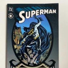 Cómics: SUPERMAN. BALAS ARDIENTES. J.M. DEMATTEIS. EDUARDO BARRETO. DC. COMICS. ED. ZINCO. PAGS: 48. Lote 213907301