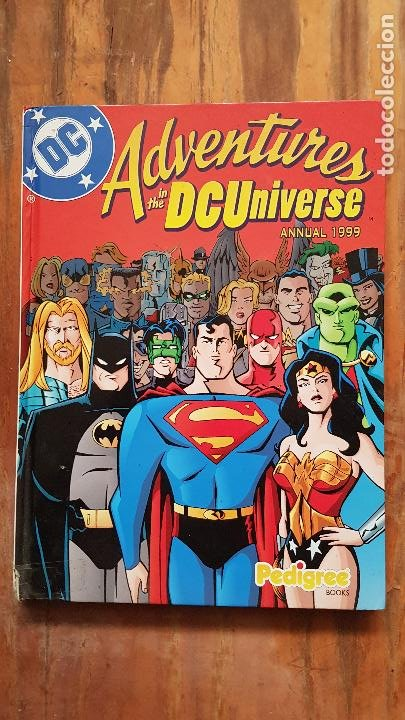 Cómics: ADVENENTURES IN THE DCUniverso ANNUAL 1999 (INGLES) - Foto 3 - 213956775