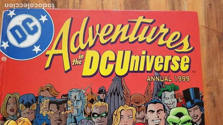 ADVENENTURES IN THE DCUNIVERSO ANNUAL 1999 (INGLES) (Tebeos y Comics - Zinco - Prestiges y Tomos)