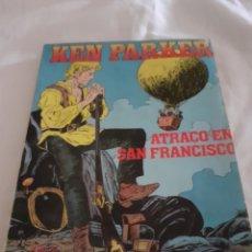 Cómics: ZINCO KEN PARKER N8 ATRACO EN SAN FRANCISCO. Lote 213969643