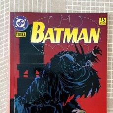 Cómics: BATMAN. TROIKA DE DOUG MOENCH Y KELLEY JONES. EDICIONES ZINCO 1996. Lote 214001866