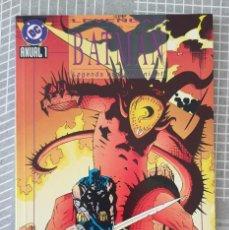 Cómics: LEYENDAS DE BATMAN ANUAL Nº 1 DE DENNIS O'NEIL. EDICIONES ZINCO 1994. Lote 214002451