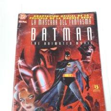 Cómics: BATMAN. LA MÁSCARA DEL FANTASMA. NUM EXTRA. Lote 214084462