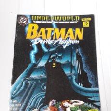 Cómics: BATMAN DEVILS ASYLUM. NUM EXTRA. Lote 214084575