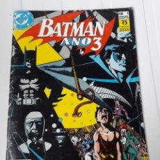Cómics: BATMAN AÑO 3. NUM 1.. Lote 214084686