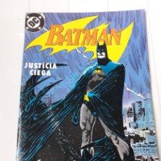 Cómics: BATMAN JUSTICIA CIEGA NUM 3.. Lote 214085011