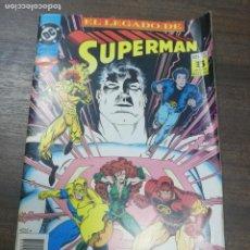 Cómics: TEBEO. EL LEGADO DE SUPERMAN. EDICIONES ZINCO.. Lote 276948953