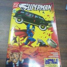 Cómics: TEBEO. SUPERMAN. DC. GRUPO EDITORIAL VID.. Lote 214085578