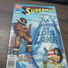 Cómics: TEBEO. SUPERMAN. DC. GRUPO EDITORIAL VID. LA BUSQUEDA DE LOUIS LANE.. Lote 214085752