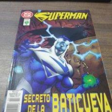 Cómics: TEBEO. SUPERMAN. DC. SECRETO DE LABATICUEVA. GRUPO EDITORIAL VID.. Lote 214086888