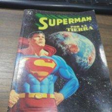 Fumetti: TEBEO. SUPERMAN. DC. POR LA TIERRA. EDICIONES ZINCO.. Lote 214090023