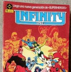 Comics: INFINITY INC. (22 NÚMEROS COMPLETA). Lote 214119936