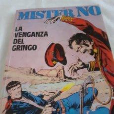 Cómics: ZINCO MISTER NO N 5 LA VENGANZA DEL GRINGO. Lote 214281125