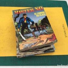 Cómics: MISTER NO. COLECCION COMPLETA DE 17 NUMEROS. ZINCO AÑO 1982. Lote 214352657