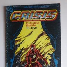 Cómics: CRISIS EN TIERRAS INFINITAS NUM 8. ED ZINCO. Lote 214374497