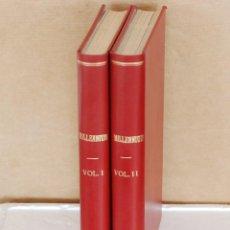 Cómics: COLECCION MILLENNIUM Y ESPECIAL MILLENNIUM MILENIUM - ED.ZINCO - 2 TOMOS , 20 NUMEROS.. Lote 214378685