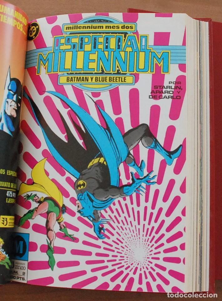Cómics: COLECCION MILLENNIUM Y ESPECIAL MILLENNIUM MILENIUM - ED.ZINCO - 2 TOMOS , 20 NUMEROS. - Foto 5 - 214378685