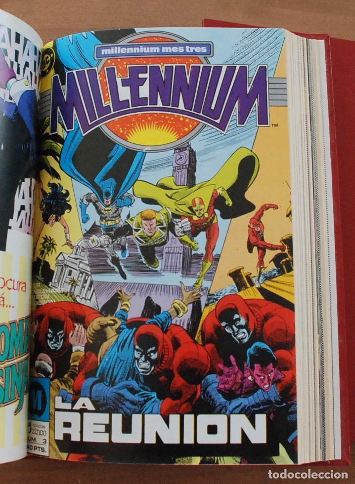 Cómics: COLECCION MILLENNIUM Y ESPECIAL MILLENNIUM MILENIUM - ED.ZINCO - 2 TOMOS , 20 NUMEROS. - Foto 6 - 214378685
