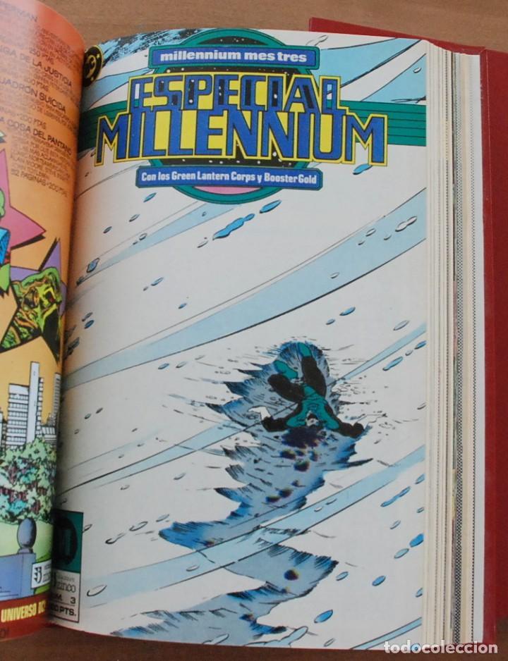 Cómics: COLECCION MILLENNIUM Y ESPECIAL MILLENNIUM MILENIUM - ED.ZINCO - 2 TOMOS , 20 NUMEROS. - Foto 7 - 214378685