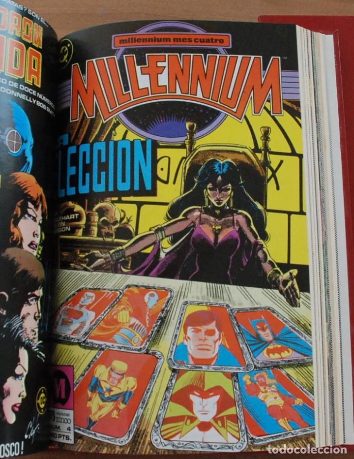 Cómics: COLECCION MILLENNIUM Y ESPECIAL MILLENNIUM MILENIUM - ED.ZINCO - 2 TOMOS , 20 NUMEROS. - Foto 8 - 214378685