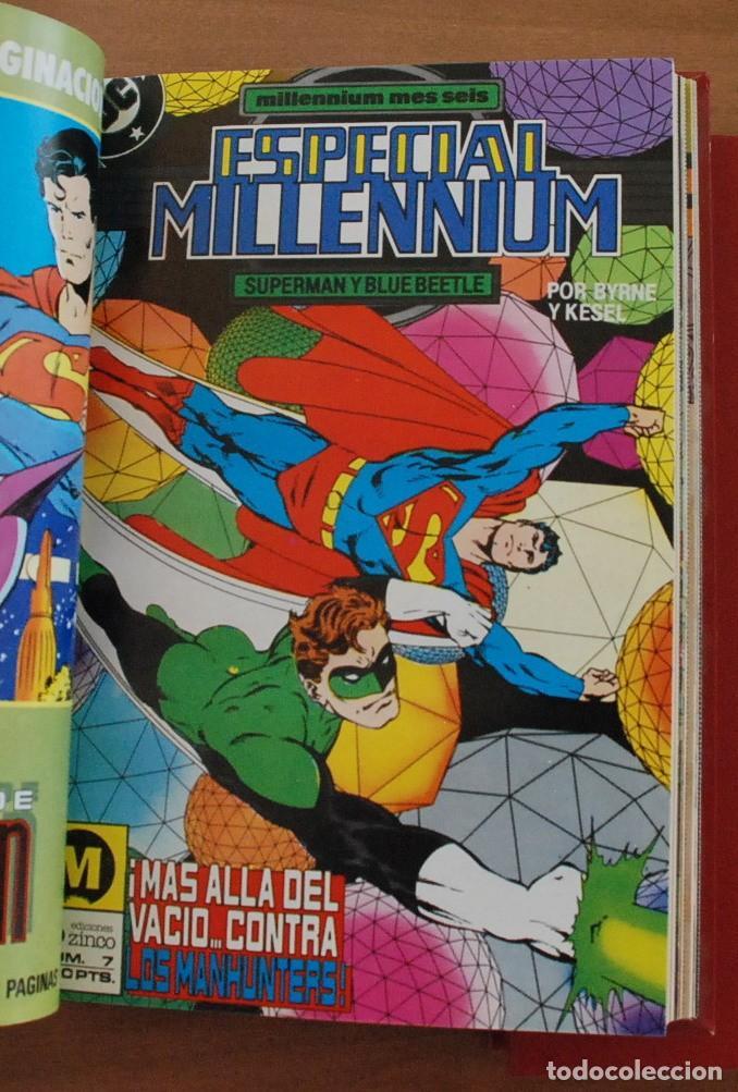 Cómics: COLECCION MILLENNIUM Y ESPECIAL MILLENNIUM MILENIUM - ED.ZINCO - 2 TOMOS , 20 NUMEROS. - Foto 14 - 214378685