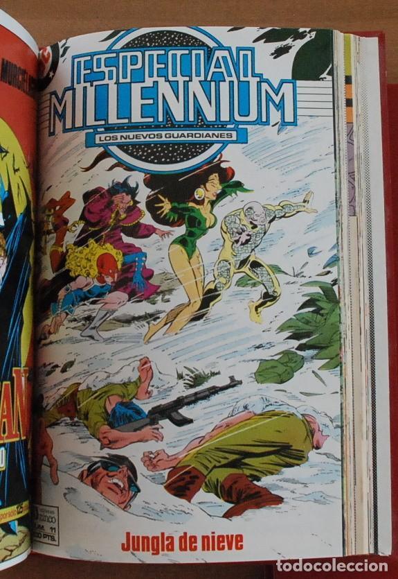Cómics: COLECCION MILLENNIUM Y ESPECIAL MILLENNIUM MILENIUM - ED.ZINCO - 2 TOMOS , 20 NUMEROS. - Foto 20 - 214378685
