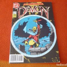 Cómics: CLASICOS DC DEMON Nº 23 ( WAGNER ALAN MOORE ) ¡BUEN ESTADO! ZINCO DC SWAMP THING. Lote 214437480
