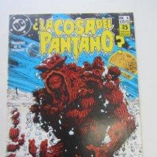 Comics : LA COSA DEL PANTANO MAXISERIE Nº 6 ZINCO MUCHOS MAS A LA VENTA MIRA TUS FALTAS CX66. Lote 214485950