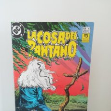 Comics: LA COSA DEL PANTANO NUMERO 4 DC COMICS. Lote 214564030