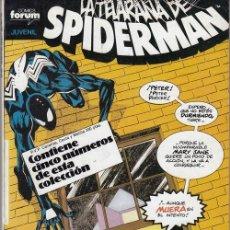 Fumetti: LA TELARAÑA DE SPIDERMAN - RETAPADO Nº 111 112 113 114 115 - FORUM. Lote 214719220