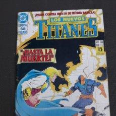 Cómics: LOS NUEVOS TITANES VOL 2 NUM 38. Lote 215224523