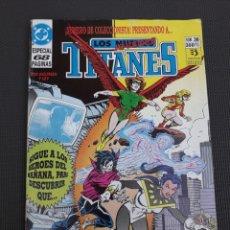 Cómics: LOS NUEVOS TITANES VOL 2 NUM 36. Lote 215224572