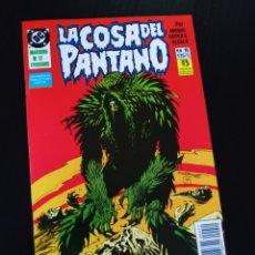Cómics: DE KIOSCO LA COSA DEL PANTANO 10 ZINCO MAXISERIE. Lote 215314802