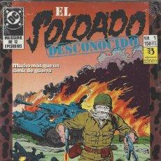 Comics : EL SOLDADO DESCONOCIDO - 10 NºS - COMPLETA - BUEN ESTADO. Lote 215315223