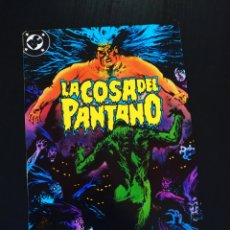 Cómics: DE KIOSCO LA COSA DEL PANTANO 3 ZINCO AMERICAN GOTHIC. Lote 215315461