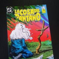 Cómics: DE KIOSCO LA COSA DEL PANTANO 4 ZINCO. Lote 215316263