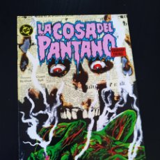Cómics: DE KIOSCO LA COSA DEL PANTANO 2 ZINCO ALAN MOORE. Lote 215317081