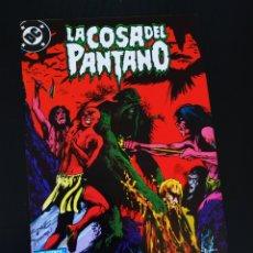 Cómics: DE KIOSCO LA COSA DEL PANTANO 11 AMERICAN GOTHIC ZINCO ALAN MOORE. Lote 215317338
