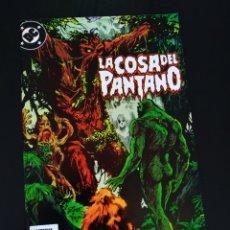 Cómics: DE KIOSCO LA COSA DEL PANTANO 10 AMERICAN GOTHIC ZINCO ALAN MOORE. Lote 215317436