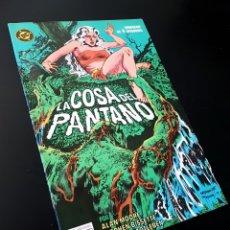 Cómics: EXCELENTE ESTADO LA COSA DEL PANTANO 3 ZINCO DC. Lote 215341498