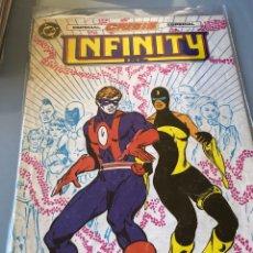 Cómics: INFINITY INC. NÚM. 18. ED. ZINCO.. Lote 215378317