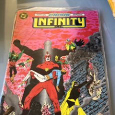 Cómics: INFINITY INC. NÚM. 16. ED. ZINCO.. Lote 215378847
