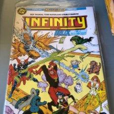 Cómics: INFINITY INC. NÚM. 13. ED. ZINCO.. Lote 215379555