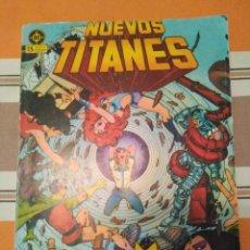 Cómics: NUEVOS TITANES 16 AL 20 - DC COMIC. Lote 215407461