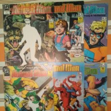 Cómics: ANIMAL MAN DC COMICS ZINCO 4 7 8 10 14 18. Lote 215407847