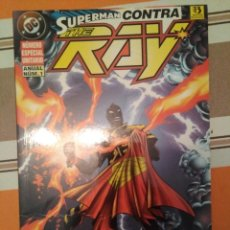 Cómics: SUPERMAN CONTRA THE RAY - DC COMIC. Lote 215409633