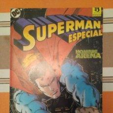 Cómics: SUPERMAN ESPECIAL HOMBRE DE ARENA. Lote 215409687