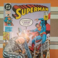 Cómics: SUPERMAN ZINCO DC COMIC 118. Lote 215411033